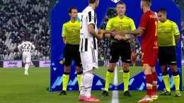 0-1! 巨大爭議, 羅馬好球被吹惜敗尤文, 穆里尼奧必須改變一點