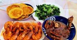 山東三口之家的晚餐,在朋友圈走紅,網友:吃得夠精緻,拒絕浪費