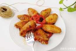 全網雞翅最簡單做法,最佳化無油煙版本,輕鬆享受濃郁好味道