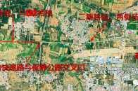 紅線寬44米,雄縣2條城市主幹路將開工