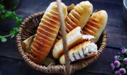 想吃毛毛蟲麵包不用買,教你簡單好吃的做法,超鬆軟無新增,真香