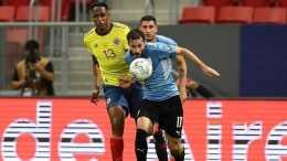 世預賽南美區第11輪——烏拉圭鋒芒畢露,哥倫比亞暗藏殺機