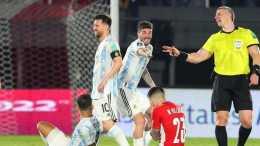 梅西拼盡全力, 無奈隊友錯失良機! 阿根廷0-0悶平巴拉圭!