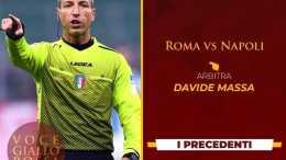 意足協不想穆里尼奧離開, 羅馬與那不勒斯比賽, 再次安排問題裁判