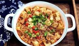 麻婆豆腐的家常做法,麻辣鮮香,豆腐嫩滑不碎,美味下飯,太香了