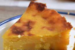 紅薯芝士蛋糕,秋冬天的大滿足,讓人慾罷不能
