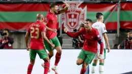 葡萄牙VS卡達——出手不凡,葡萄牙吊打卡達