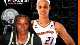 很早之前就說總冠軍是天空或陽光!WNBA天空VS水星G4:支援天空