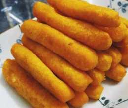 一碗麵粉一根紅薯,教你自制美味小吃,外酥裡嫩,大人孩子都愛吃