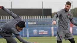 重大打擊: 內馬爾傷缺! 歐冠前瞻: 巴黎鋒線缺兵少將, 梅西能否再進一球