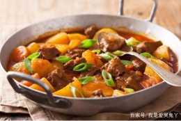 牛肉土豆的做法原來這麼簡單,美味又好吃,讓美味又多了一種理解