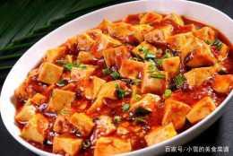 做麻婆豆腐,這一步必須重複三次,少一次都會嚴重影響口感!