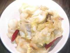 脆辣美味的火爆大頭菜,味道很不錯,是一道物美價廉的家常菜。