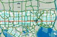 雄安起步區通往雄縣的主幹路有幾條?