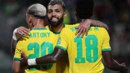世預賽南美最新積分戰報巴西逆轉絕殺9戰全勝 2隊僅差阿根廷3分