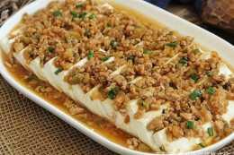 豆腐最好吃的做法,香嫩下飯,簡單美味